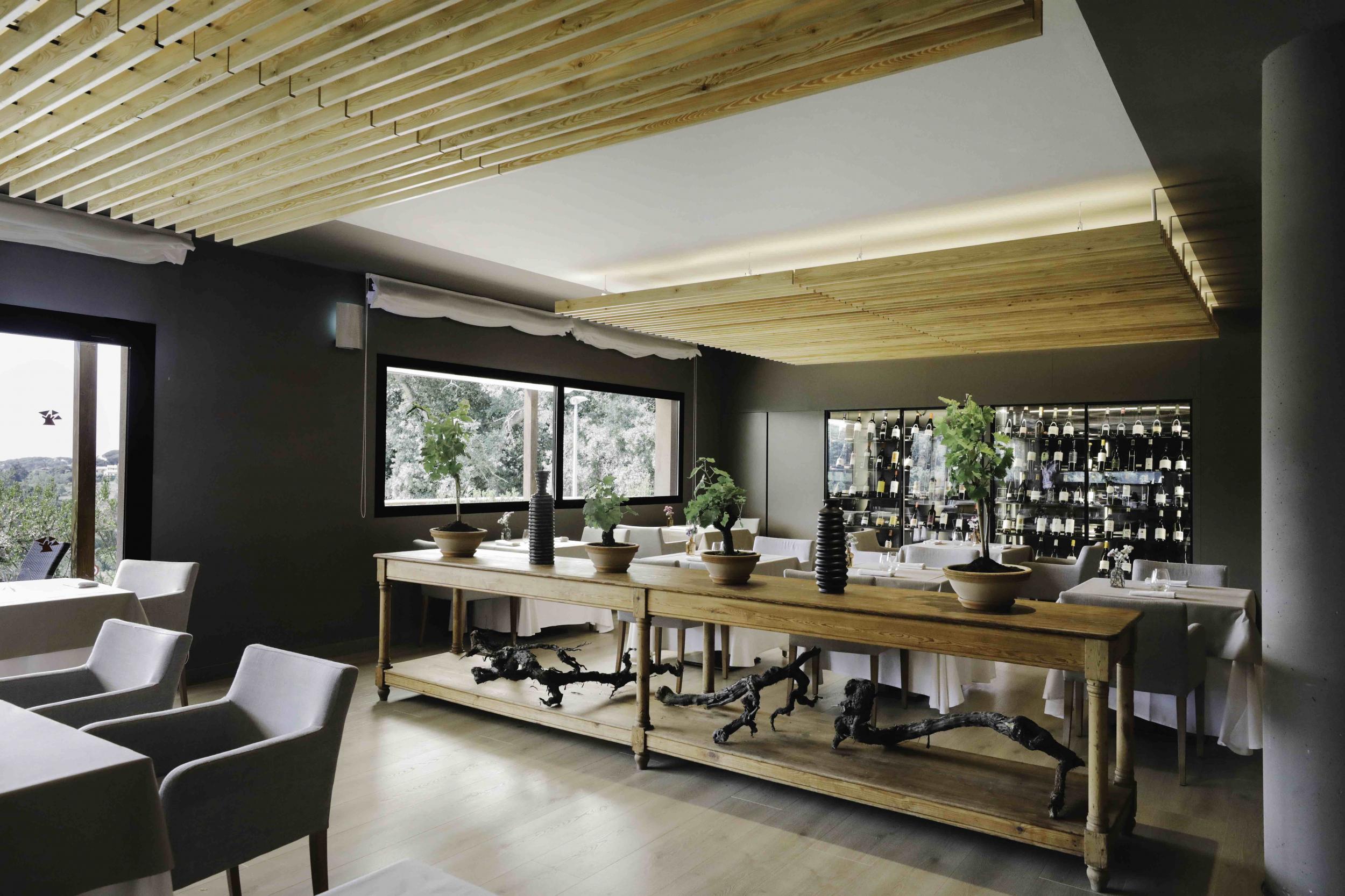 Restaurante 1497 salón